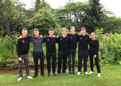 Jugendmannschaft 4. Spieltag 2017
